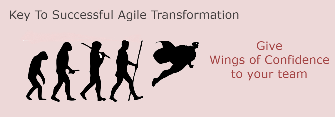 Key to Successful Agile Transformation