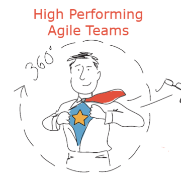 """How to achieve """"High performing Agile Teams"""""""